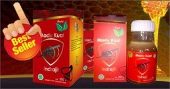 Madu Kuat Pria Dewasa, INDRAJIT,  terbukti ampuh, menambah stamina dan daya tahan saat bercinta dengan istri tercinta.  Produk 100% herbal, aman, BPOM dan MUI, menjadikan produk ini semakin sempurna jaminan dan kualitasnya.  Segera miliki madu kuat Indrajit,  cek disini :  http://www.tokoobatampuh.com/pasangan-sah-suami-istri/obat-kuat/madu-kuat-pria-dewasa-indrajit/     #MaduKuatIndrajit  #Indrajit  #MaduKuatPria