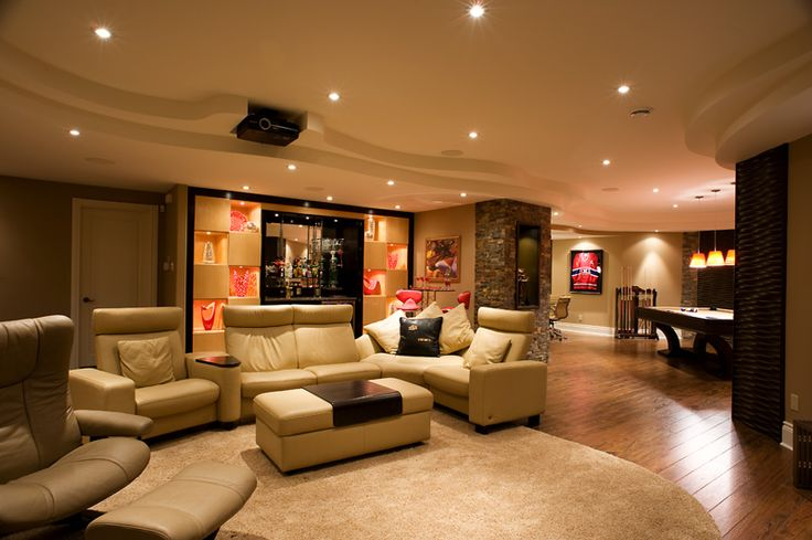 Just Basements - Family Room 3