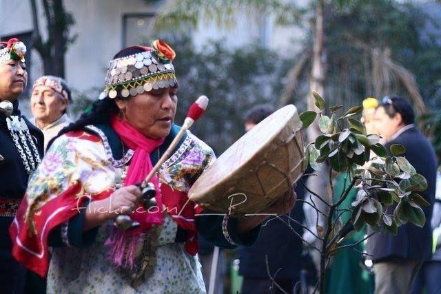 Entre hoy y el 24 de junio, se celebra el We Tripantu, festividad mapuche que conmemora el día más corto del año y también, el inicio de un nuevo ciclo de la naturaleza, la tierra, el sol y la luna y con ellos, el comienzo de un nuevo año. ¡A todos los amigos de Chile les deseamos un feliz We Tripantu que traiga renovación y nuevas fuerzas!