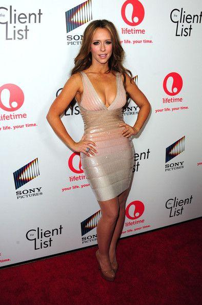 "Jennifer Love Hewitt Photo - Lifetime's Newest Series ""The Client List"" - Arrivals"