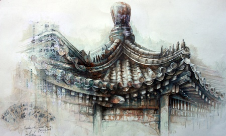 The Pagoda in the Summer Palace » Ian Murphy
