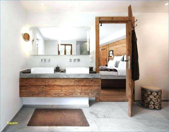 16 Badezimmer accessoires set holz