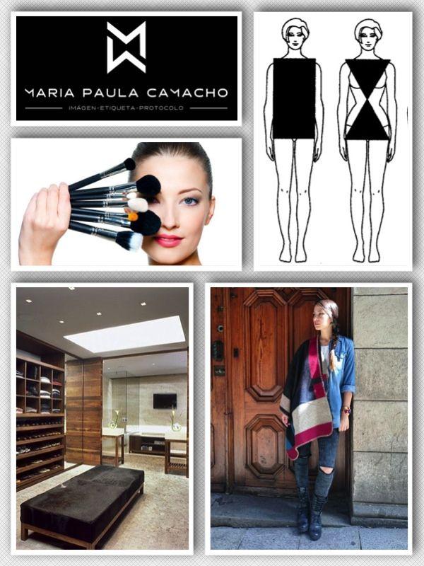 MARIA PAULA CAMACHO, asesora de imagen personal y corporativa