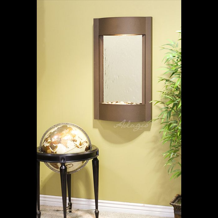 This wall fountain is perfect for my patio. Please visit us at http ...