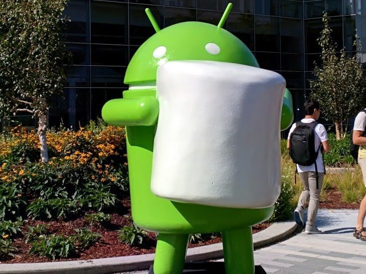 The next version of Android will be known as Marshmellow