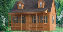 Log Cabins For Sale | Log Cabin Homes | Log Houses | Zook Cabins