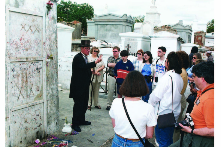 Haunted History / Ghost Tour: New Orleans Attractions Review - 10Best Experts and Tourist Reviews