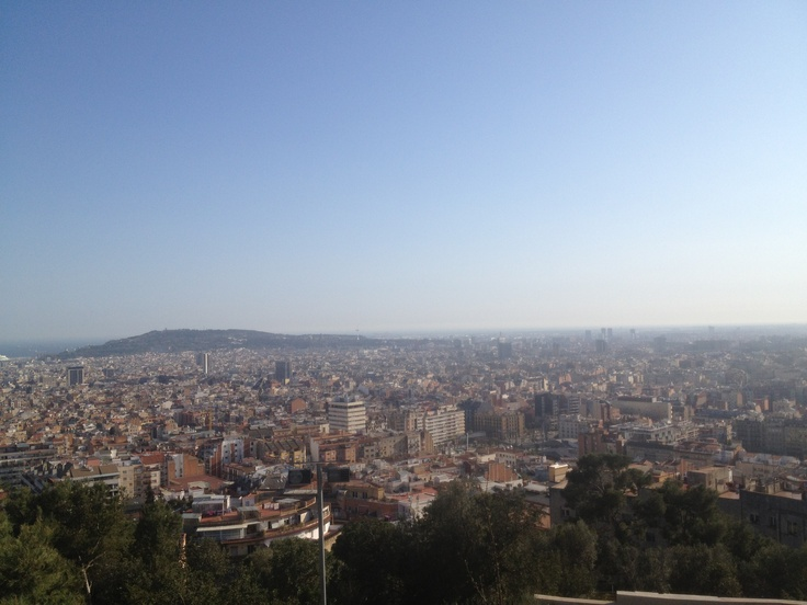 top of barcelona