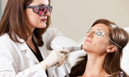 IPL Laser Freckle Removal