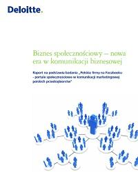 Raport: Polskie firmy na Facebooku