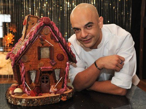 Adriano Zumbo is an Aussie legend - our very own Willy Wonka