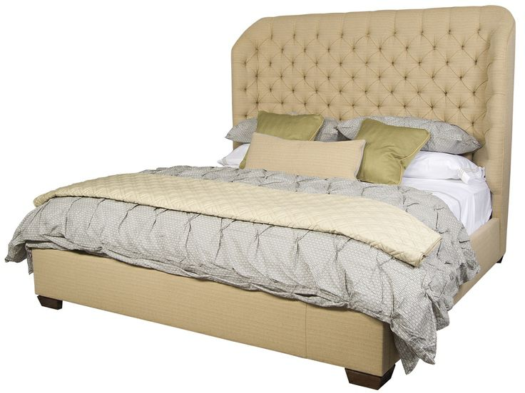 Shop For Vanguard Cazenovia King Club Bed, And Other Bedroom Beds At Vanguard  Furniture In Conover, NC.