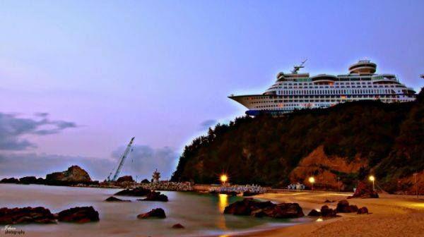 Cruise-Resort-South-Korea by World-travel-Magazine