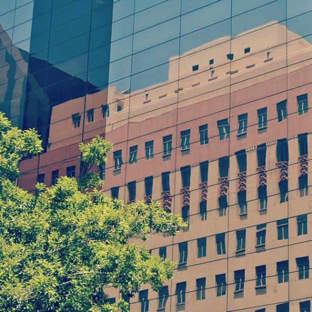 Reflections of Jo'burg! #architecture #jozi #reflection #instagram #urbangenesis
