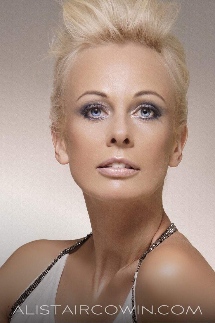 Makeup: Michelle Greyeyes Hair: Jamie Harris Photographer:  Alistair Cowin