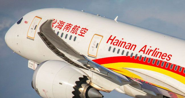 """Chinese carrier Hainan Airlines will begin flights from Shenzhen to Auckland three times per week on an A330 aircraft. Norris Carter, Auckland Airport General Manager referred to the news as """"fantastic"""" for both the airport"""