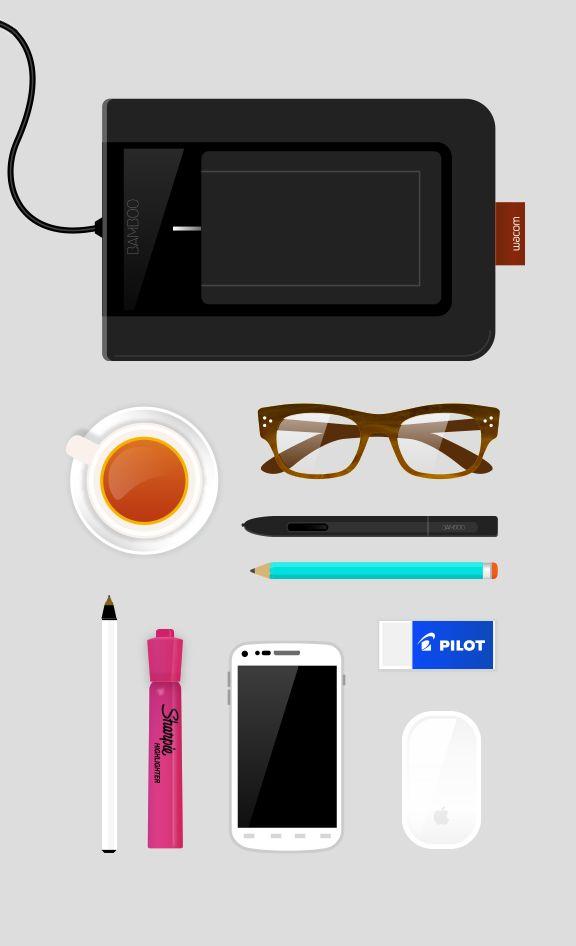 Desk  www.imptwitch.com
