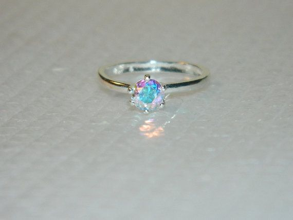 Purity promise friendship ring by JewelrybyDecember67 on Etsy, $52.00