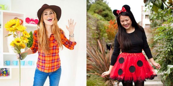 30 Last Minute Halloween Costume Ideas You Can Whip Up At