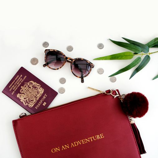 On An Adventure...the exploration essentials #travellover #travelaccessories #travel #travelwallet #johnnylovesrosie