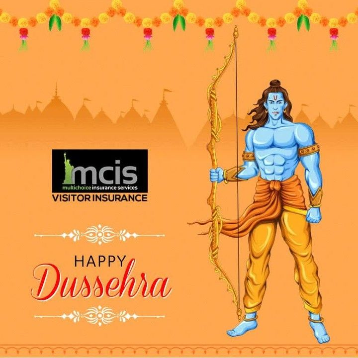 MCIS Wishes All Of You A Peaceful U0026 Fun Filled Dussehra. #MCIS #