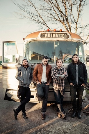New Gaslight Anthem song is out -- new album this summer. They are a windows down driving song band.