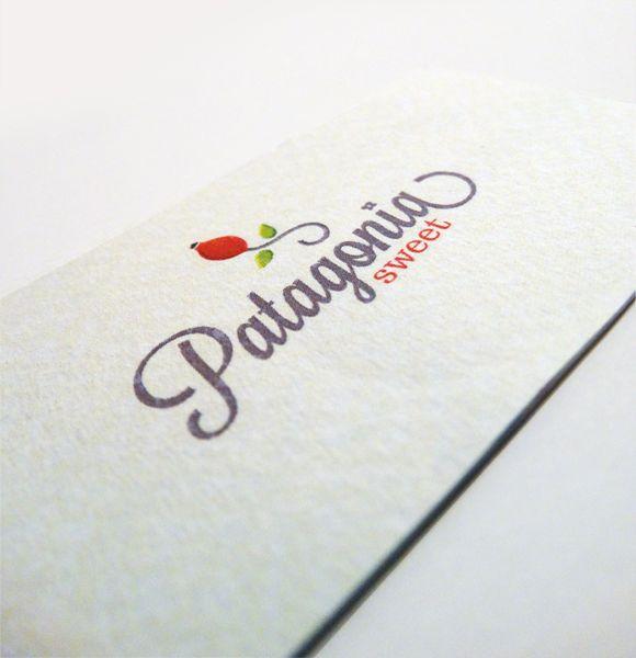Branding Desing from Patagonia Sweet