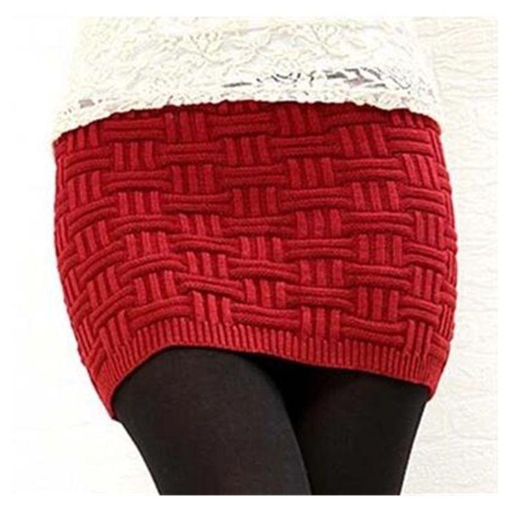 Бесплатная доставка 2016 весной и осенью самка шерсть юбки юбки пакет бедра юбка дна зимой вязать юбка слово юбка купить на AliExpress