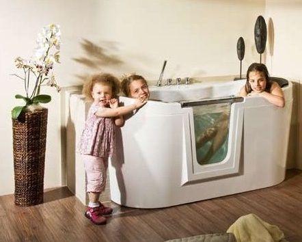 7 best Baignoire à porte images on Pinterest Soaking tubs, Doors