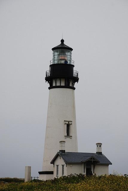 Yaquina Head Lighthouse--Oregon coast