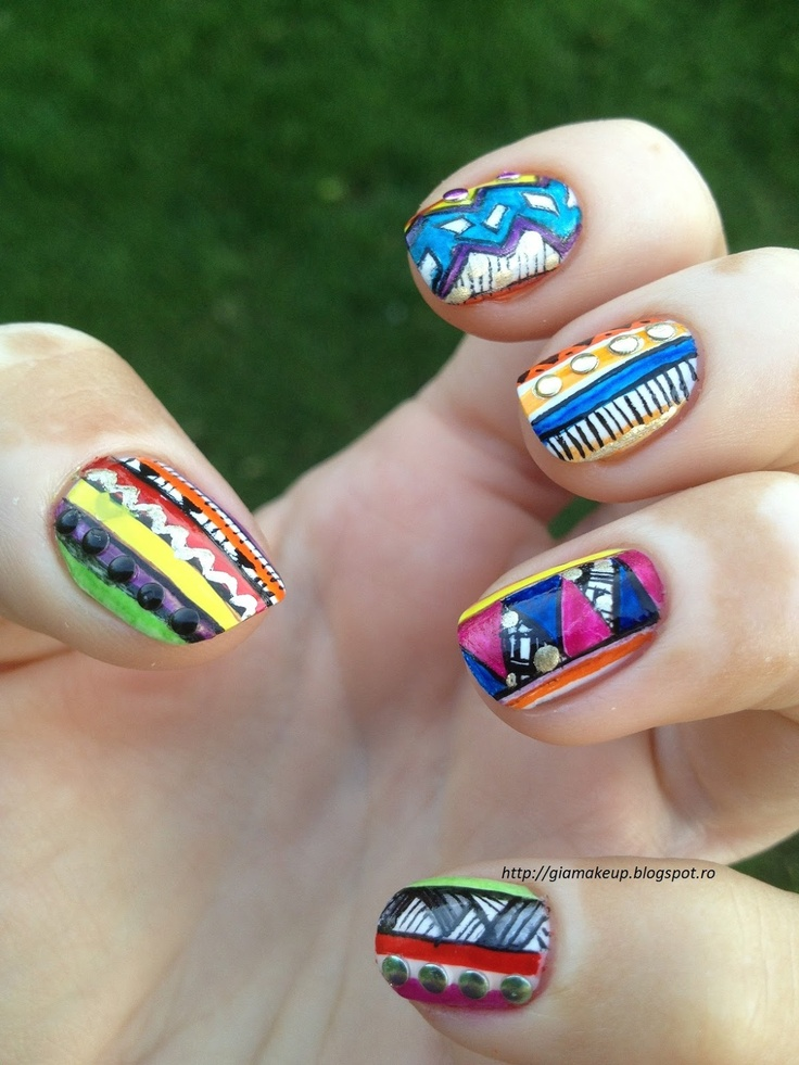 8 best Nail Pleasures images on Pinterest | Make up, Cute halloween ...