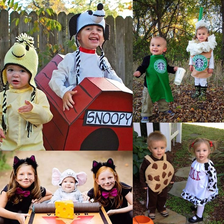 matching sibling costumes for kids halloween popsugar moms - Halloween Costume For Brothers