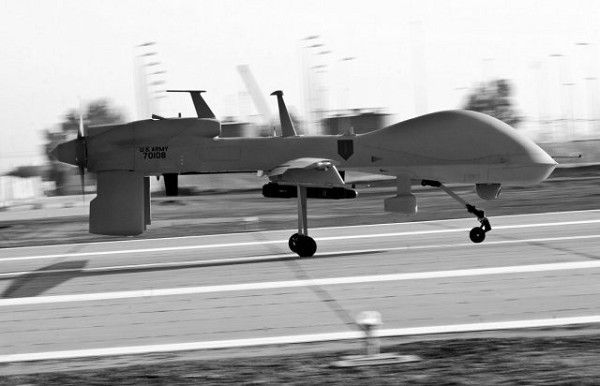 Mar 18, 2015 defense-aerospace.com  (Source: US Department of Defense; issued Mar 16, 2015)   Pentagon Contract Announcement   General Atomics Aeronautical Systems Inc., Poway, California, was awarded a $132,660,931 modification (P00022) to contract W58RGZ-13-C-0109 to acquire 19 Gray Eagle unmanned aircraft, 19 SATCOM Air Data Terminals, one lot of initial spares, and one lot of ground support equipment .   Fiscal 2014 other procurement (Army) funds in the amount of $132,660,931 were…