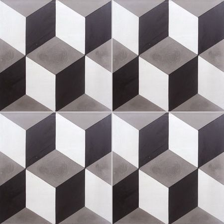 32 best carreaux ciment images on pinterest cement tiles tiles and kitchen - Carreau ciment mural ...