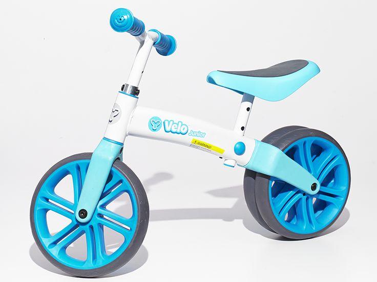 Y Velo Junior Balance Bike: Perfect beginner #bike for toddlers! #toys #GoldStarToys