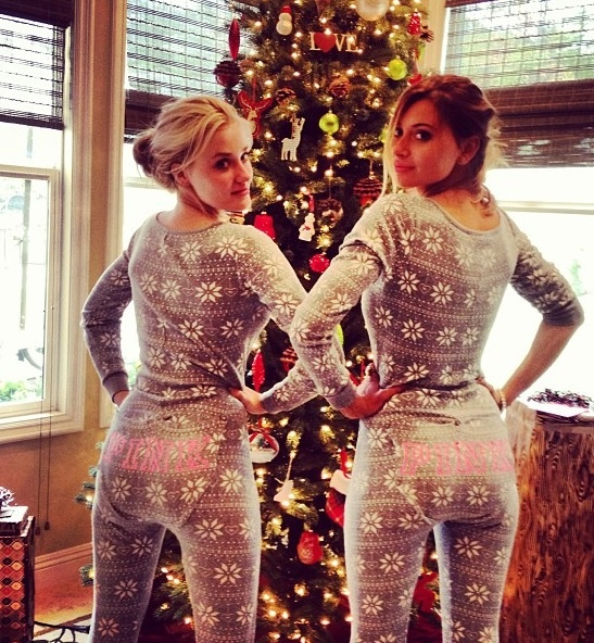 my sisters and I are so getting these for xmas morning! <3
