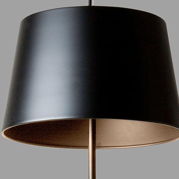 Lampa Illusion Northern Lighting czarna, Scandinavian Living