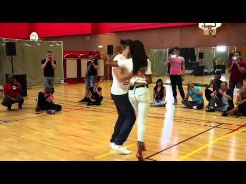 Kizomba Isabelle and Felicien *L.A.N.D.R.Y - Can't - YouTube