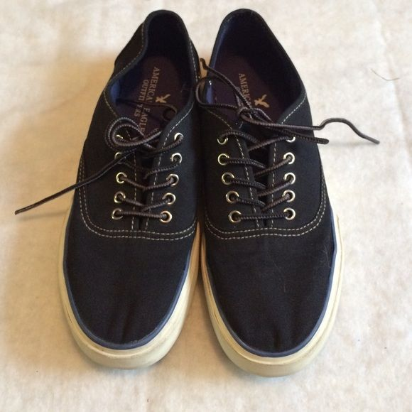 Men's American eagle shoes Great condition, 11 inches from heel to toe. Only worn once. Bundle to save on shipping! American Eagle Outfitters Shoes