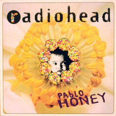 Radiohead - Pablo Honey at Discogs    1992