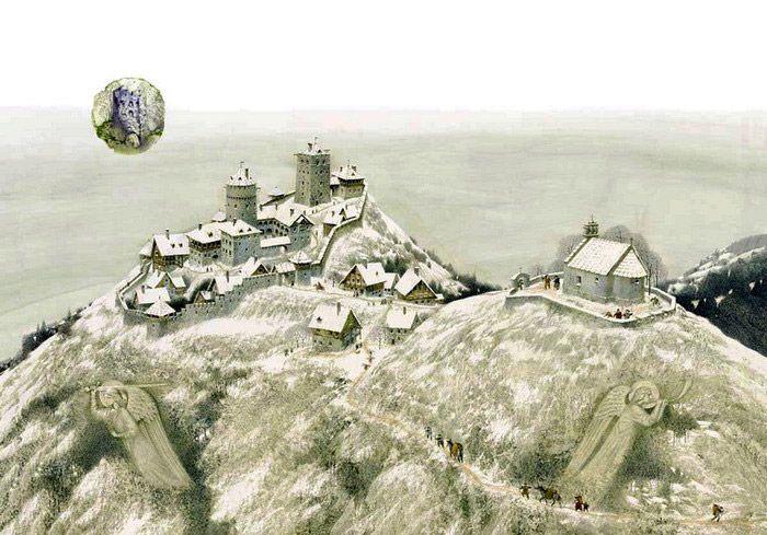 Illustration by Pavel Tatarnikov.