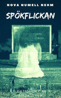 Spökflickan handlar om Katarina och Lina som får i uppgift av sin fröken att hämta en hink på skolans vind. Sagan handlar vidare om vad som händer på vinde