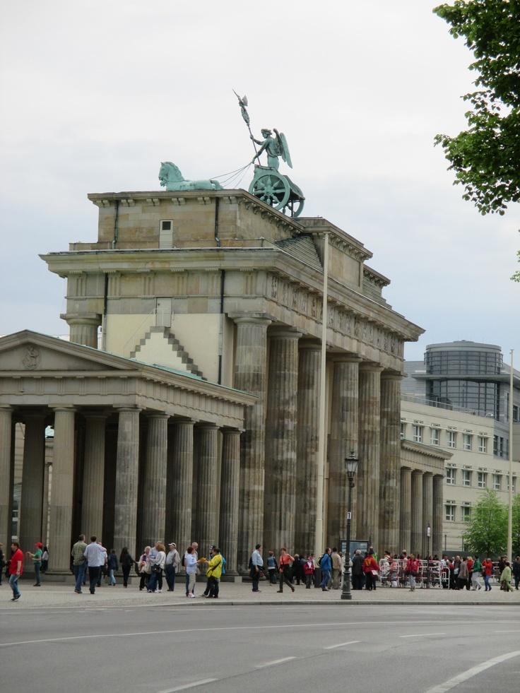 #Brandenburg Gate