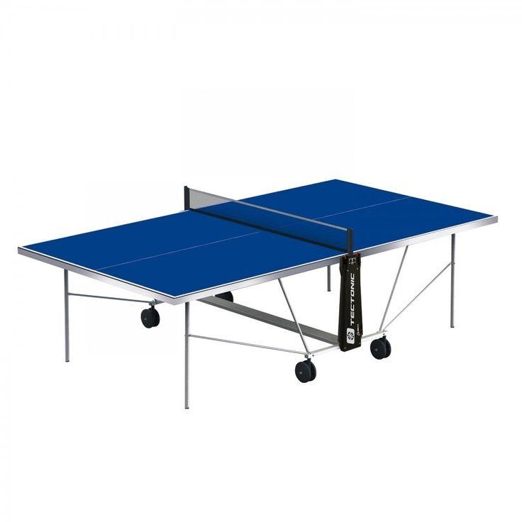 Elegant Cornilleau Tectonic Folding Outdoor Table Tennis Table