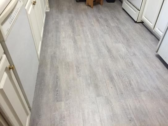Vinyl Flooring Basement