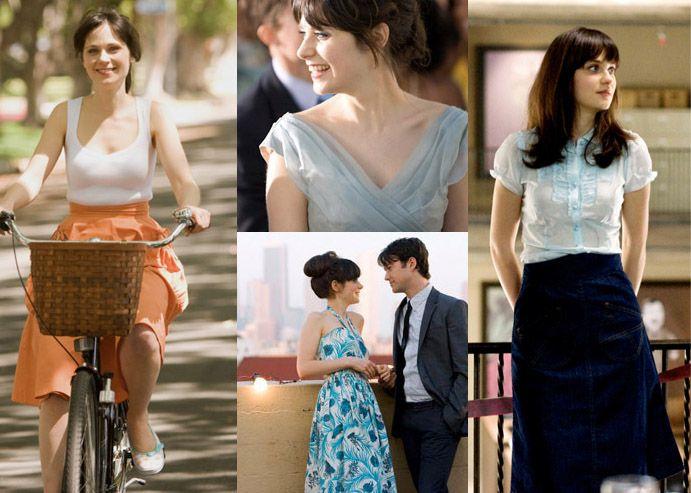 Blue dress 500 days of summer book