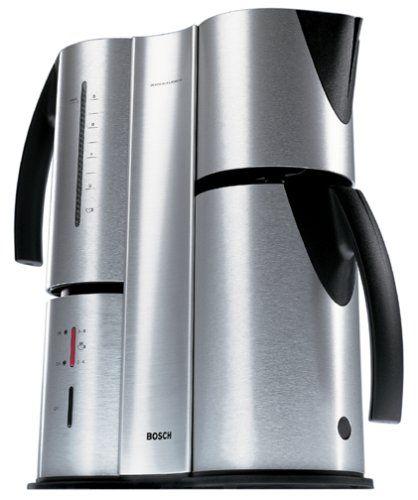 Bosch TKA 9110 UC Porsche Designer Series Coffeemaker Bosch http ...