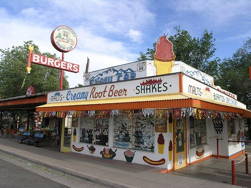 Route 66 Attractions | Route 66 Attractions Near the Grand Canyon - Vacations in Arizona