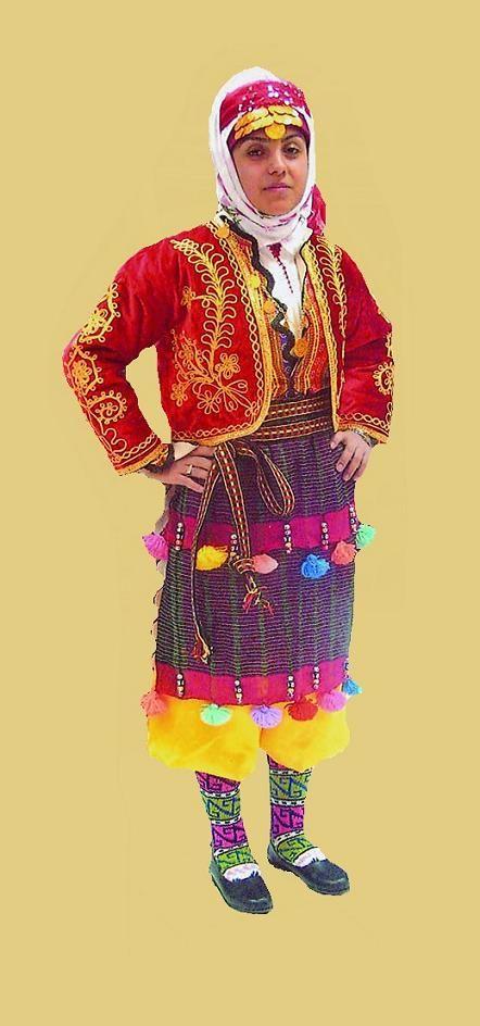 Etiketler: Burdur burdur yöresi giysileri folklor Halk Giysileri ...