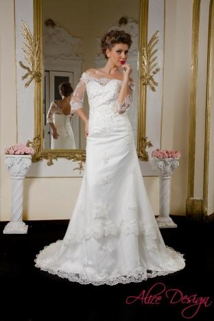 25 best Wedding Dresses by Alice Design images on Pinterest | Alice ...